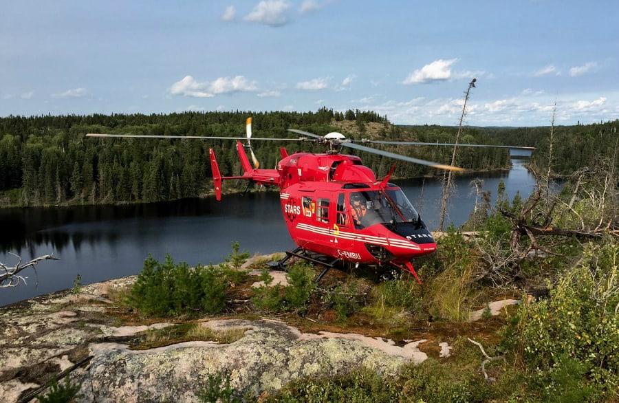 support stars air ambulance