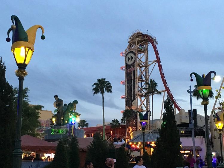 Mardi Gras Universal Studios Resort