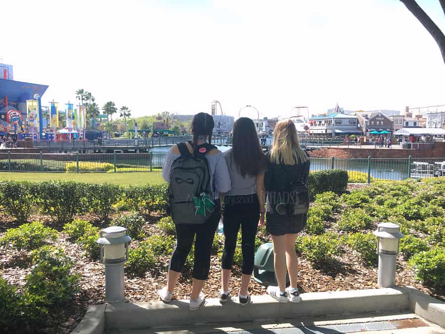Universal Studios Resort Travel Review