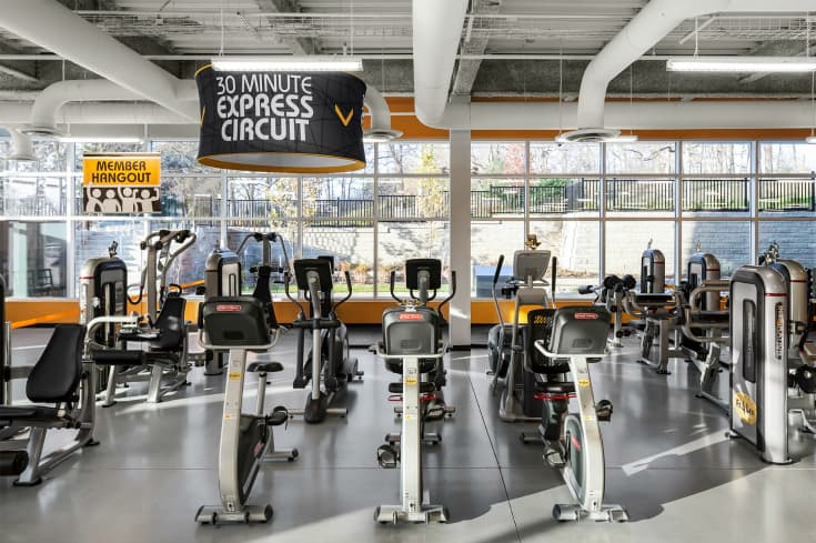 Fit4Life gym