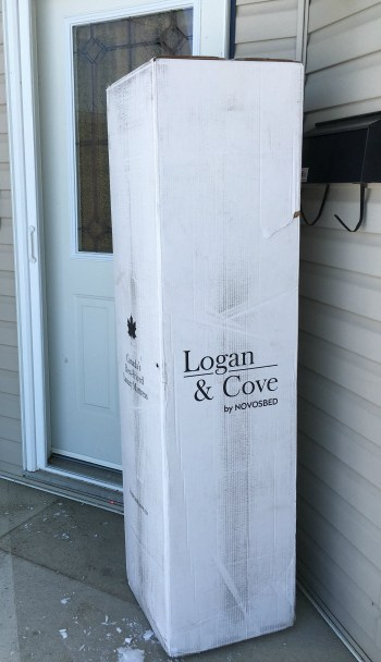 Logan & Cove: Luxury Pillow Top Mattress