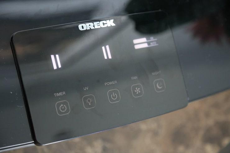 Oreck Tru Response Air Purifier