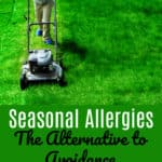 Seasonal Allergies – The Alternative to Avoidance