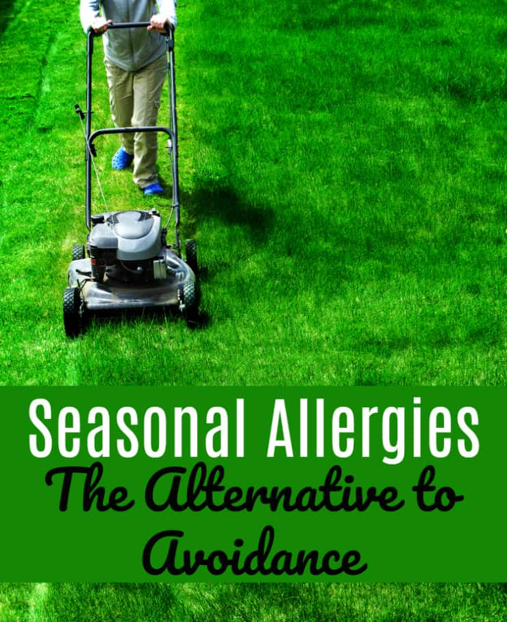 Seasonal Allergies - The Alternative to Avoidance