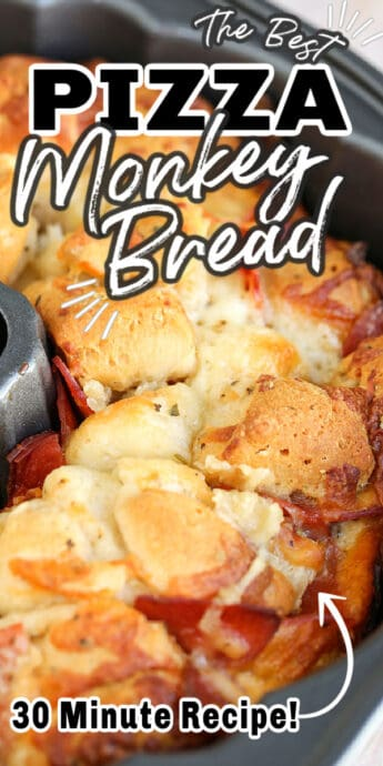 monkey bread with text