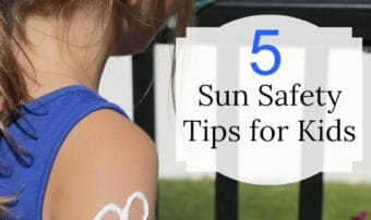 5 Sun Safety Tips for Kids