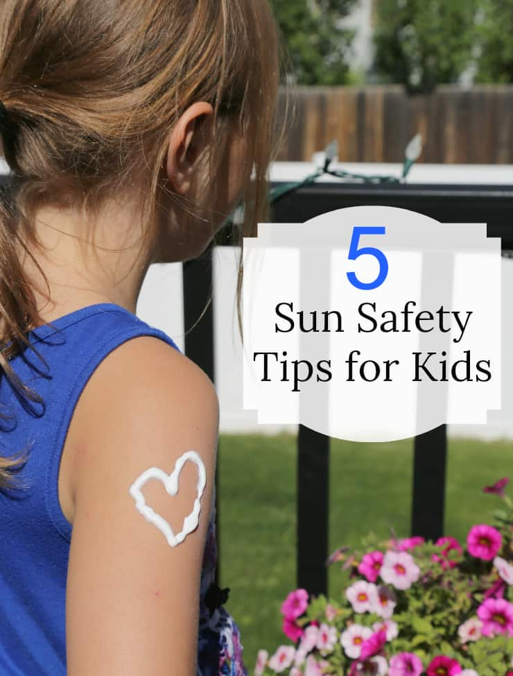 I found a sun safety routine that very much works in protecting my kids from harmful rays. Here are my parenting tips for sun safety this summer