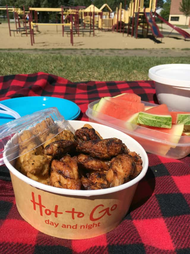 Wing Weekend Summer Picnic