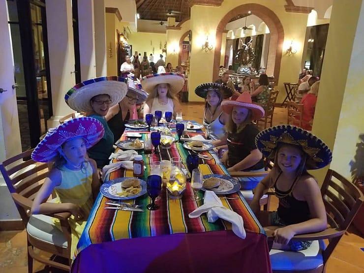 Now Sapphire Riviera Cancun Fresco Restaurant