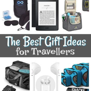 The Best Gift Ideas for Travellers