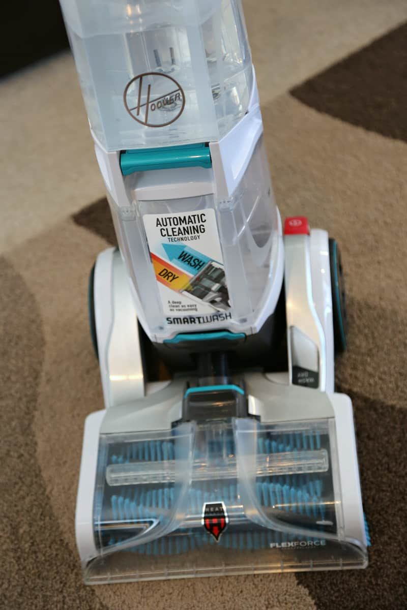 Hoover SmartWash Carpet Cleaner Review