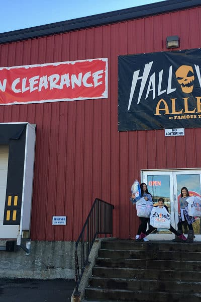 Save Money by Shopping at Halloween Alley