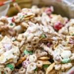 trash snack mix