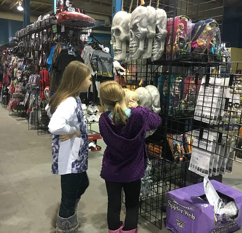 Save Money at Halloween Alley Red Deer