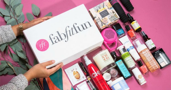 FabFitFun subscription beauty box