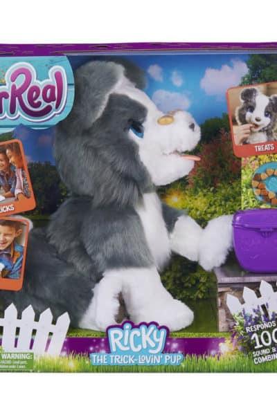 FurReal Ricky Trick Lovin Pup