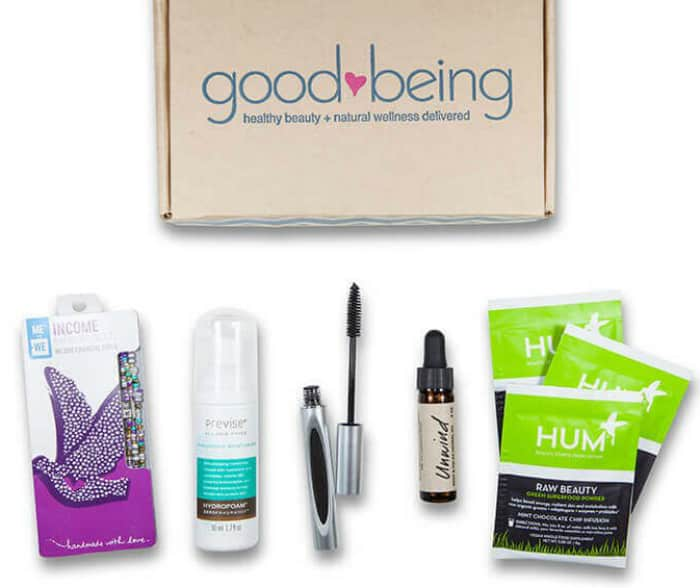 Goodbeing box