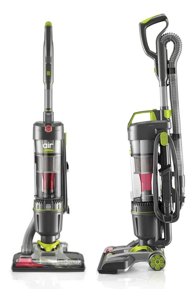 Hoover Air Steerable Bagless Upright Vacuum giveaway