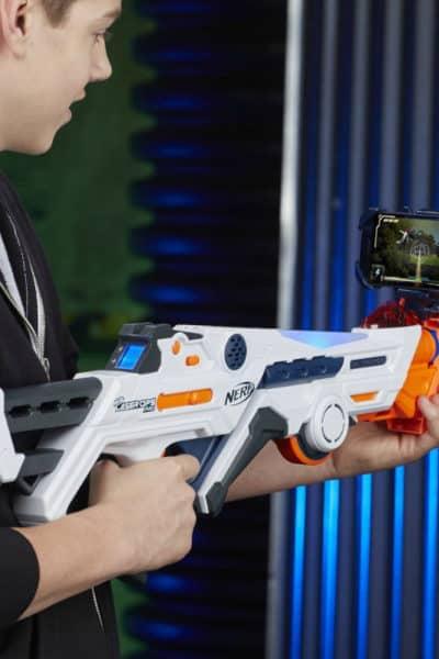 Nerf Laser Ops DeltaBurst Blaster