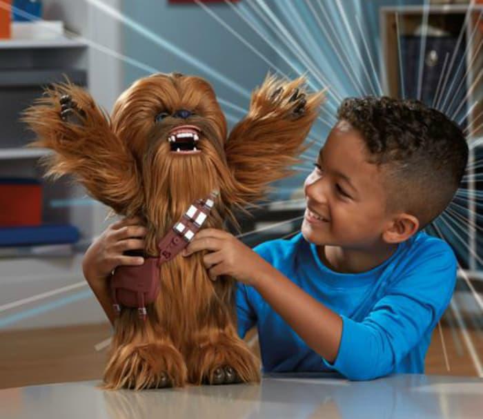 Furreal Friends Star Wars Chewbacca