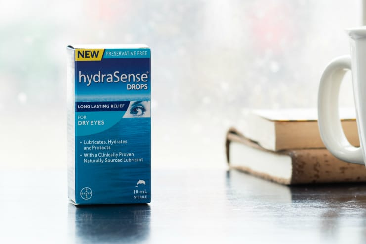 hydraSense Advanced for Dry Eyes
