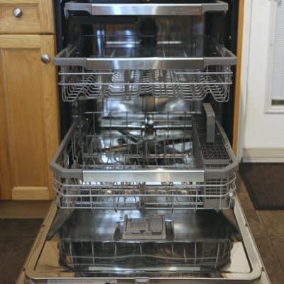 LG QuadWash TrueSteam Dishwasher