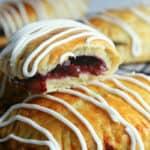 raspberry hand pies