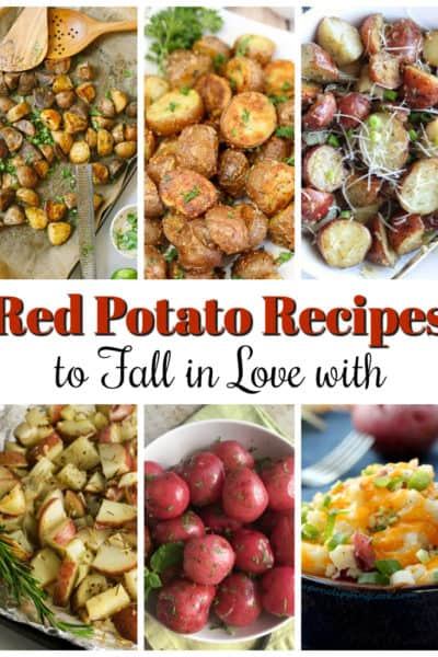 Tasty Red Potato Recipes to Fall in Love with