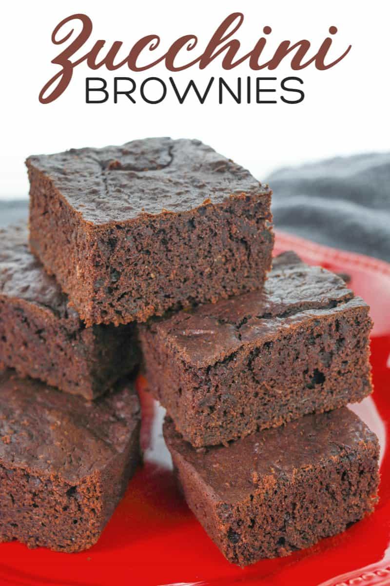 Zucchini Brownies