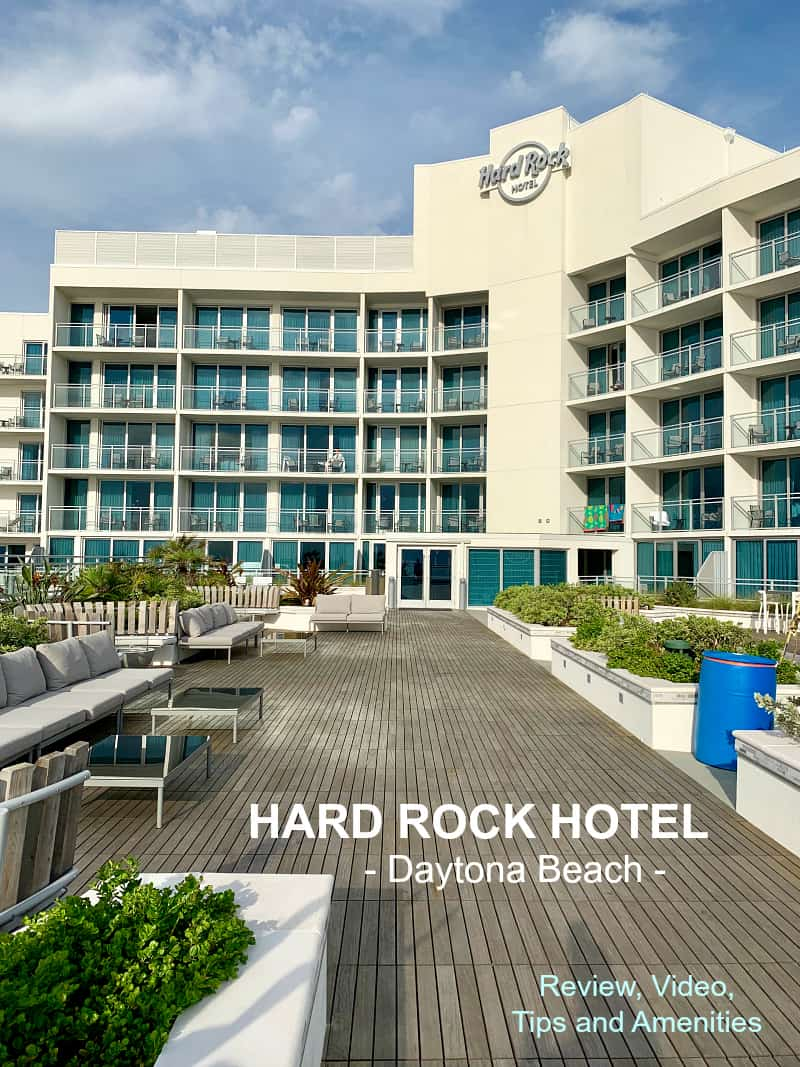 hard rock hotel daytona beach