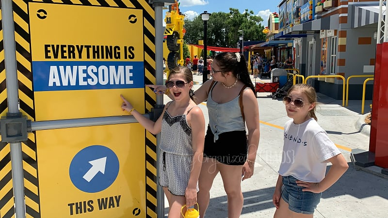 Everything is Awesome at LEGOLAND Florida Resort