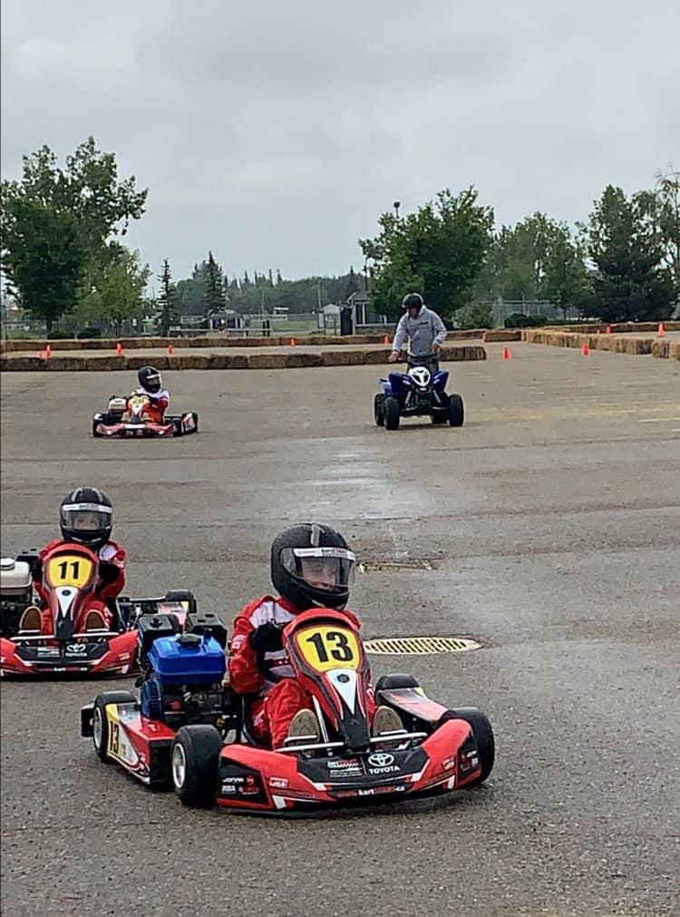 kartstart driving experience kids
