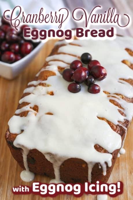 eggnog loaf
