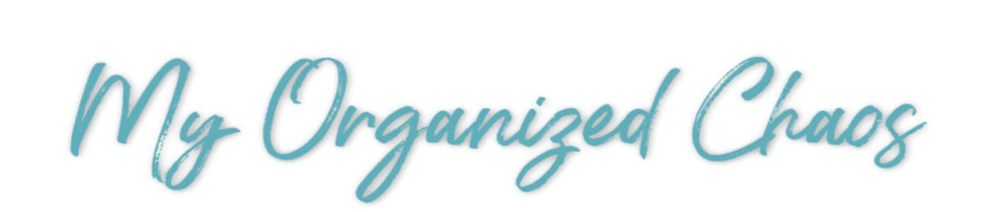 My Organized Chaos website Logo